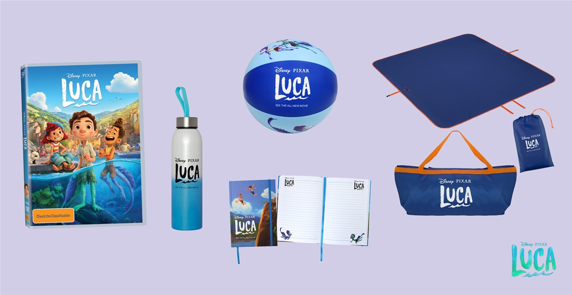 K-ZONE SEP'21 A LUCA DVD AND MERCH PRIZE PACK GIVEAWAY