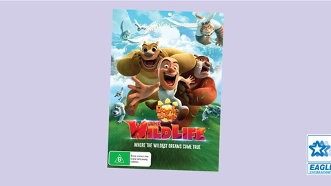 K-ZONE SEP'21 A BOONIE BEARS: THE WILD LIFE DVD GIVEAWAY