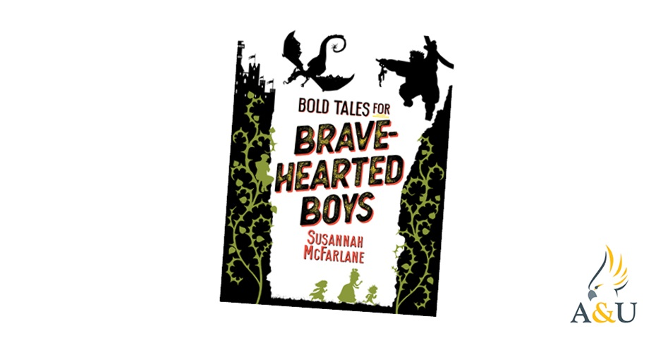 K-ZONE OCT'19 BOLD TALES FOR BRAVE-HEARTED BOYS BOOK GIVEAWAY