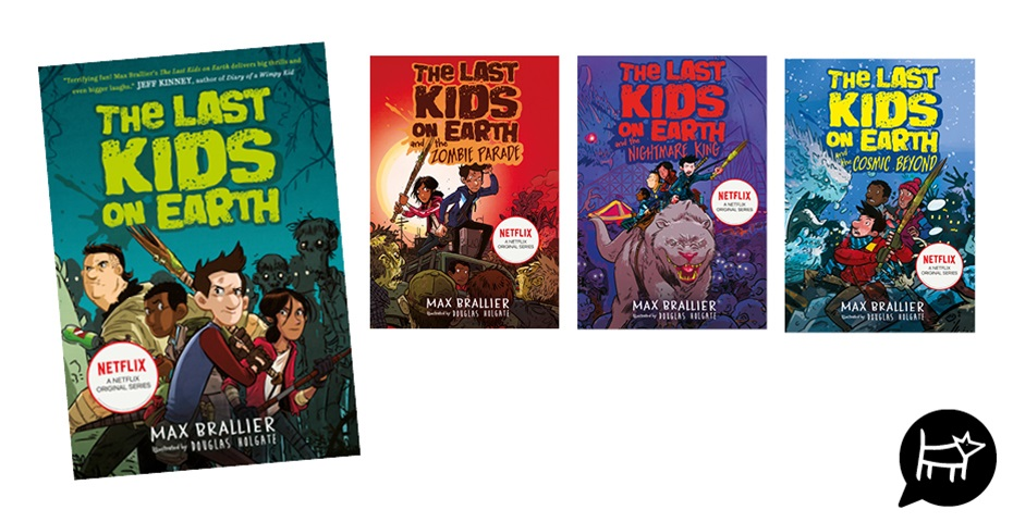 K-ZONE OCT'19 THE LAST KIDS ON EARTH SERIES GIVEAWAY
