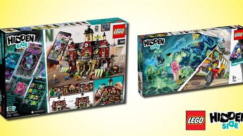 K-ZONE OCT'19 LEGO HIDDEN SIDE PRIZE PACK GIVEAWAY
