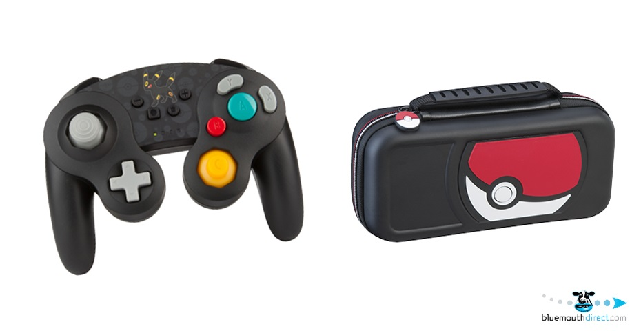 K-ZONE OCT'19 NINTENDO SWITCH POKEMON ACCESSORIES PACK GIVEAWAY