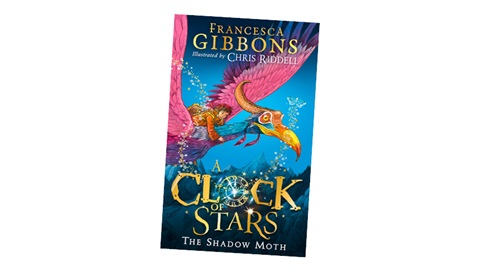 K-ZONE OCT'20 A CLOCK OF STARS: THE SHADOW MOTH BOOK GIVEAWAY