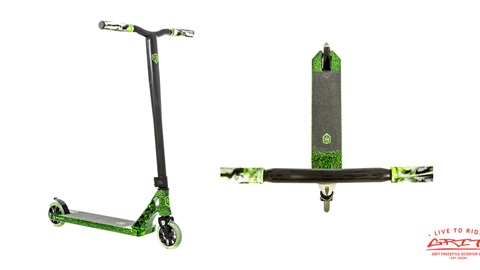 K-ZONE OCT'20 A GRIT ELITE SCOOTER GIVEAWAY