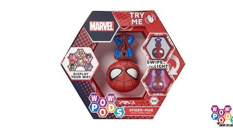 K-ZONE OCT'20 A MARVEL WOW! PODS GIVEAWAY