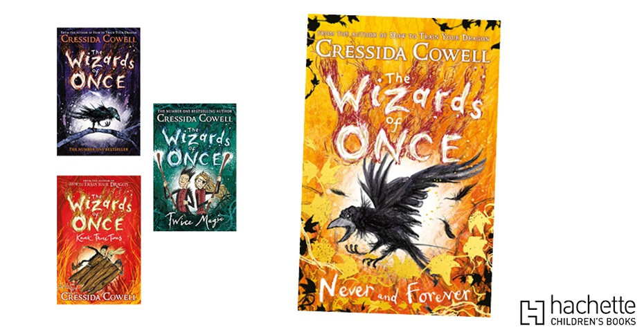 K-ZONE OCT'20 A WIZARDS OF ONCE BOOK PACK GIVEAWAY