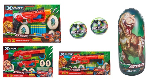 K-ZONE OCT'20 A DINO PRIZE PACK GIVEAWAY