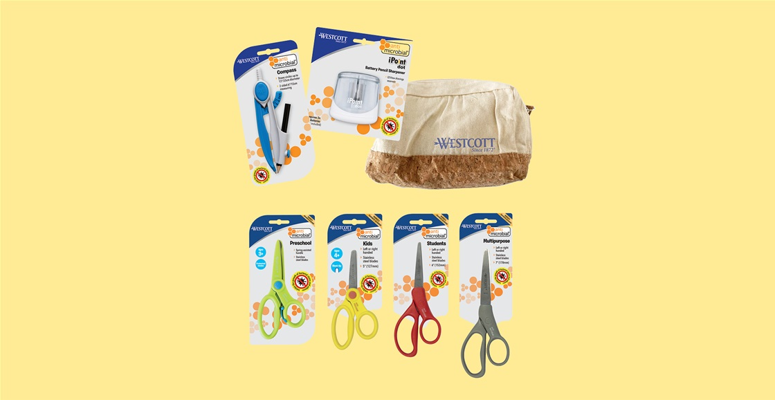 K-ZONE OCT'21 A WESTCOTT STATIONERY PACK GIVEAWAY