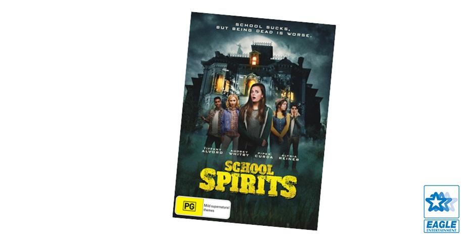 K-ZONE NOV'19 SCHOOL SPIRITS DVD GIVEAWAY