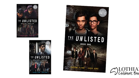 K-ZONE NOV'19 THE UNLISTED BOOK PACK GIVEAWAY