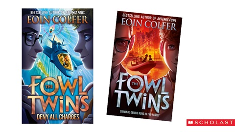 K-ZONE NOV'20 THE FOWL TWINS BOOK PACK GIVEAWAY