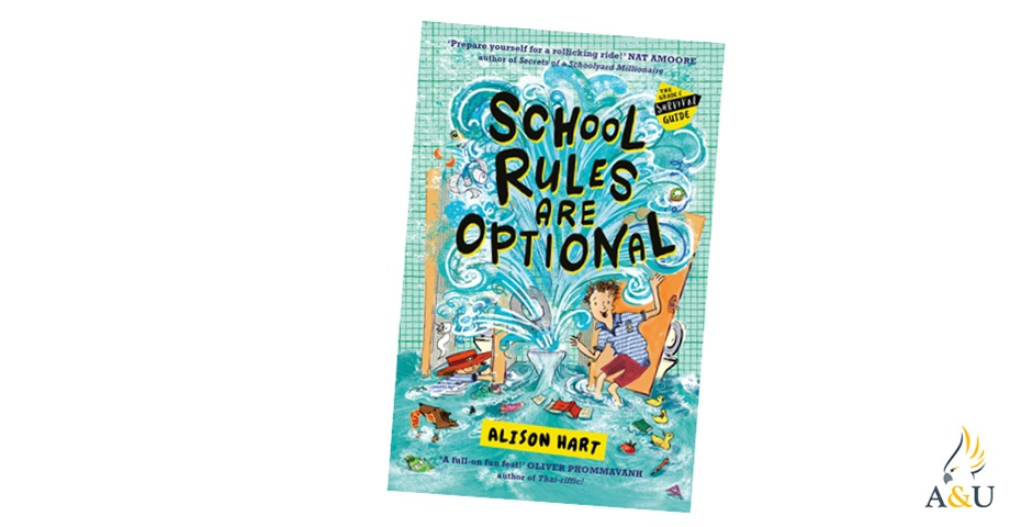 K-ZONE NOV'20 SCHOOL RULES ARE OPTIONAL BOOK GIVEAWAY