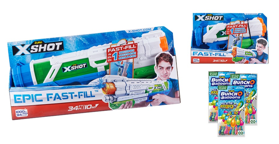 K-ZONE NOV'20 A ZURU OUTDOOR ACTIVITIES PRIZE PACK GIVEAWAY