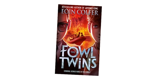 K-ZONE DEC'19 THE FOWL TWINS BOOK GIVEAWAY