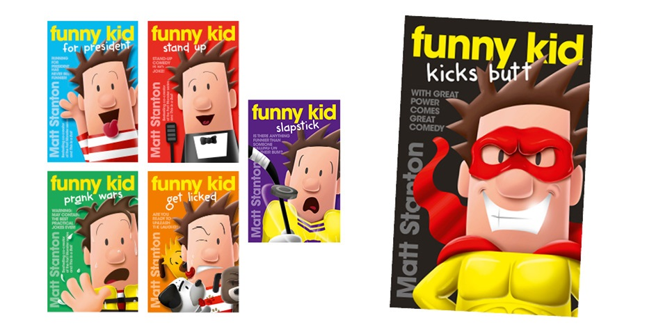 K-ZONE DEC'19 FUNNY KID BOOK PACK
