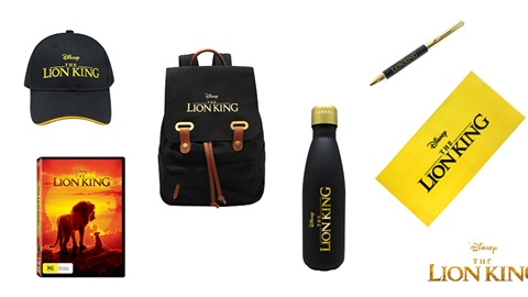 K-ZONE DEC'19 LION KING DVD AND A MOVIE MERCH PACK GIVEAWAY