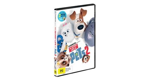 K-ZONE DEC'19 SECRET LIFE OF PETS 2 DVD GIVEAWAY