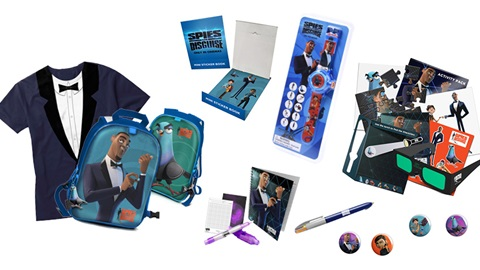 K-ZONE DEC'19 SPIES IN DISGUISE MOVIE MERCH PACK GIVEAWAY