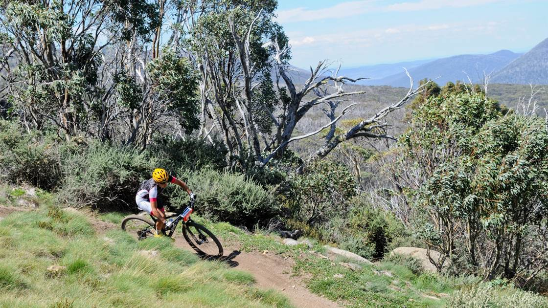 Win an entry and accommodation for the Snowies MTB Festival 2021!