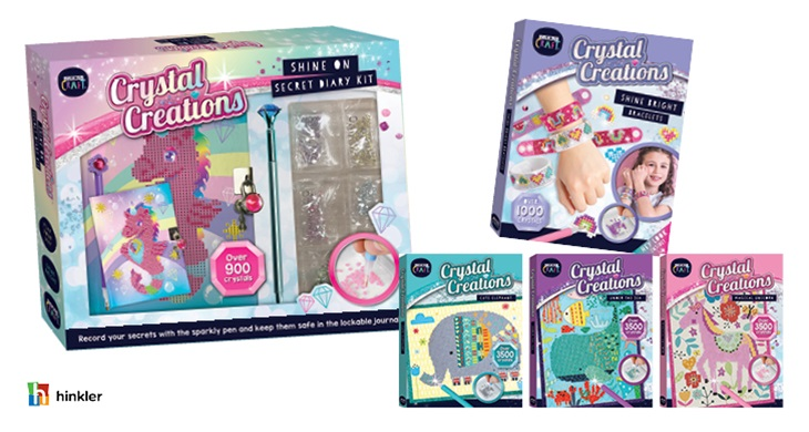 TOTAL GIRL JAN'21 A HINKLER CURIOUS CRAFT PACK GIVEAWAY