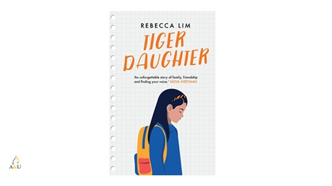 TOTAL GIRL FEB'21 TIGER DAUGTHER BOOK GIVEAWAY