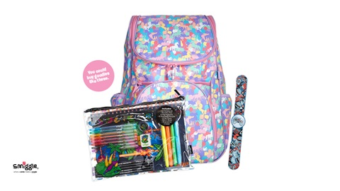 TOTAL GIRL FEB'21 SMIGGLE $100 BACK TO SCHOOL VOUCHER GIVEAWAY