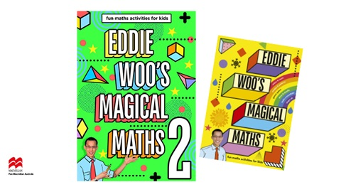 TOTAL GIRL FEB'21 AN EDDY WOO'S MAGIC MATHS BOOK PACK GIVEAWAY