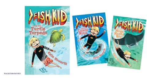 TOTAL GIRL FEB'21 A FISH KID BOOK PACK GIVEAWAY