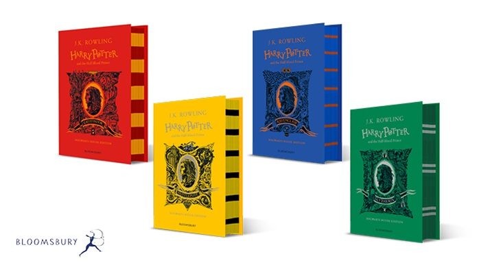 TOTAL GIRL MAR'21 HARRY POTTER BOOK PACK GIVEAWAY