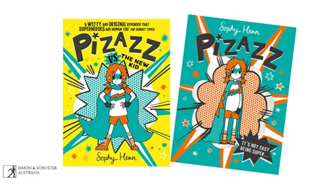 TOTAL GIRL MAR'21 A PIZAZZ BOOK PACK GIVEAWAY