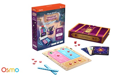 TOTAL GIRL MAR'21 AN OSMO MATHS WIZARD GAME GIVEAWAY