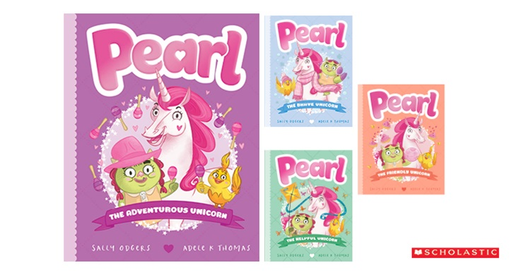TOTAL GIRL MAR'21 A PEARL BOOK PACK GIVEAWAY