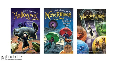 TOTAL GIRL MAR'21 A NEVERMOOR BOOK PACK GIVEAWAY