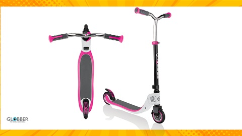 TOTAL GIRL AUG'21 A GLOBBER FLOW FOLDABLE 125 SCOOTER  GIVEAWAY