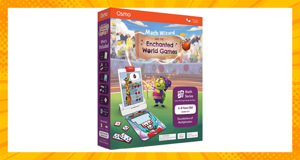 TOTAL GIRL AUG'21 AN OSMO MATH WIZARD AND THE ENCHANTED WORLD GAMES GIVEAWAY