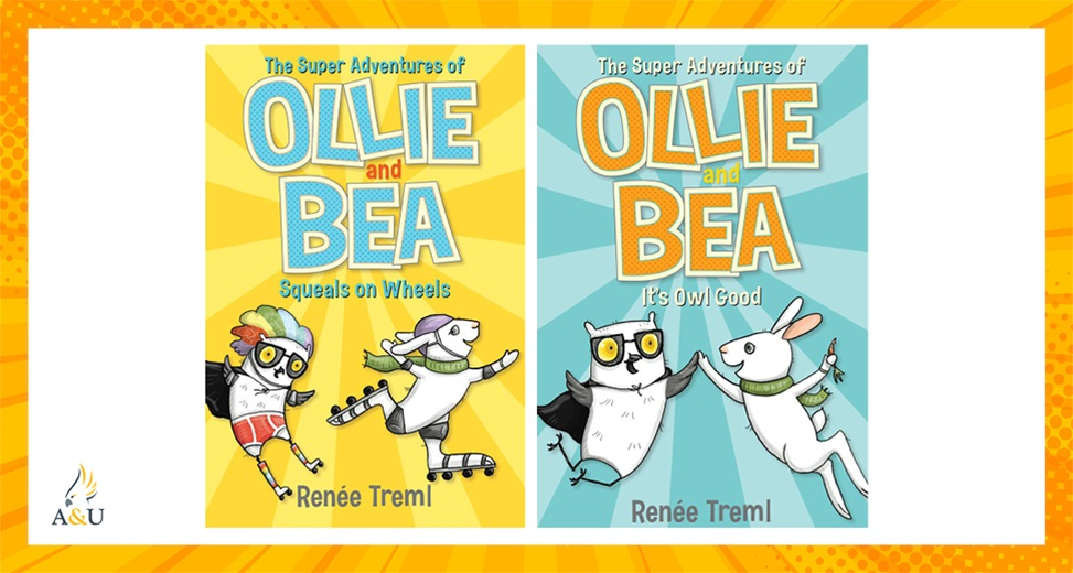 TOTAL GIRL AUG'21 AN OLLIE AND BEA BOOK PACK GIVEAWAY