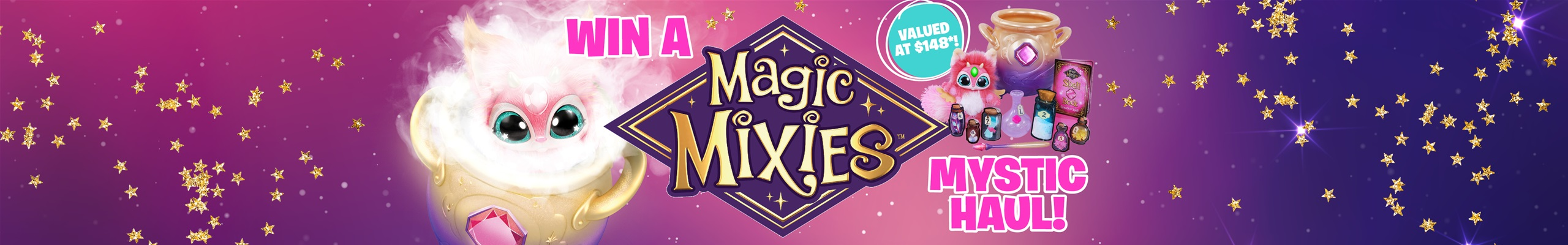 Magic Mixies Prize Pack Giveway