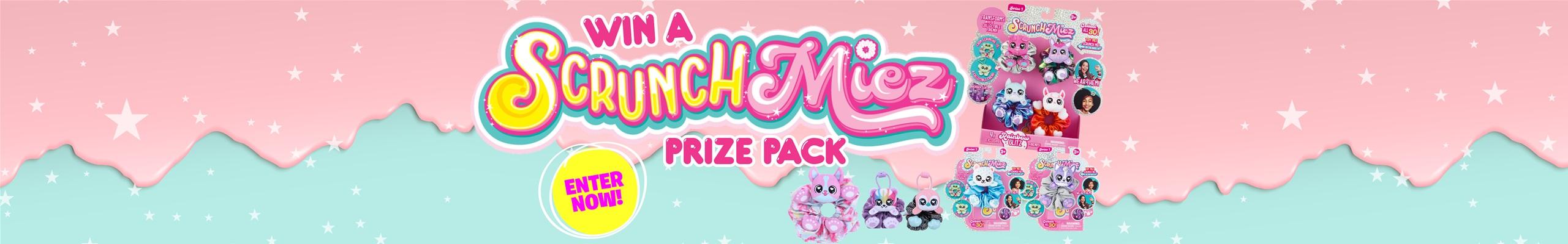 ScrunchMiez Prize Pack Giveaway