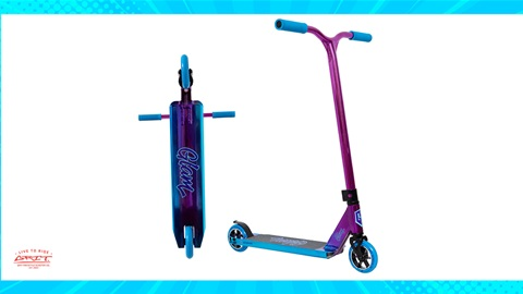TOTAL GIRL OCT'21 A GRIT GLAM SCOOTER GIVEAWAY