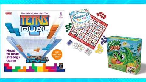 TOTAL GIRL OCT'21 A GOLIATH GAMES PACK GIVEAWAY