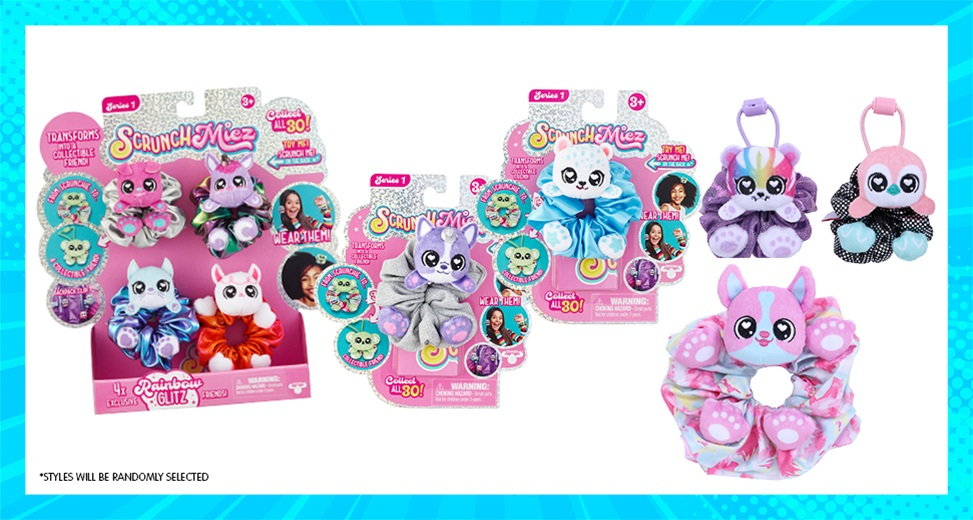TOTAL GIRL OCT'21 A SCRUNCHMIEZ PRIZE PACK GIVEAWAY
