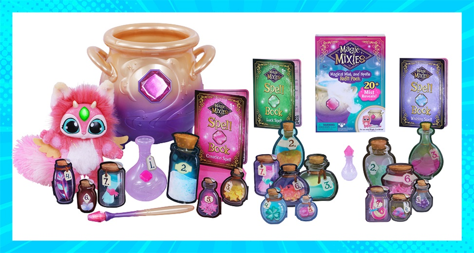 TOTAL GIRL OCT'21 A MAGIC MIXIES PACK GIVEAWAY
