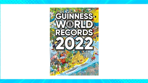 TOTAL GIRL OCT'21 A COPY OF GUINNESS WORLD RECORDS 2022 GIVEAWAY