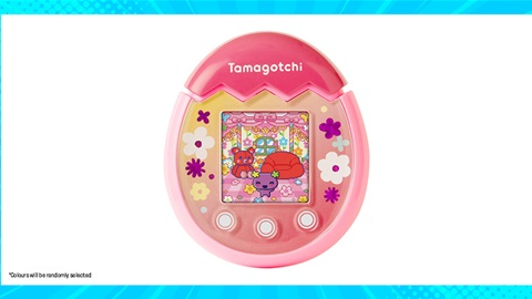 TOTAL GIRL OCT'21 A TAMAGOTCHI PIX GIVEAWAY