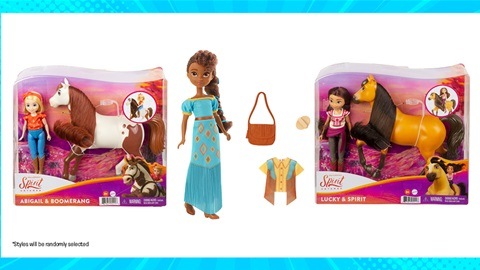 TOTAL GIRL OCT'21 A SPIRIT PRIZE PACK GIVEAWAY