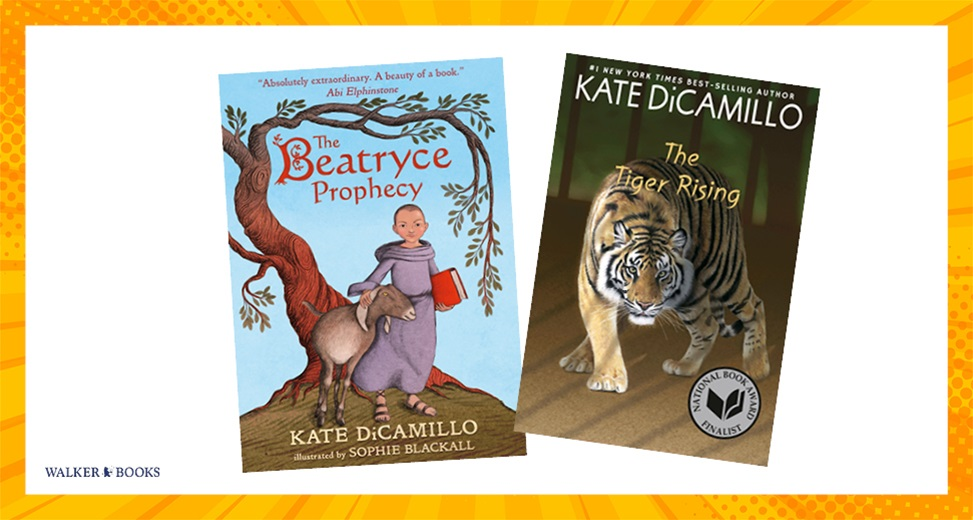 TOTAL GIRL NOV'21 A KATE DICAMILLO BOOK PACK GIVEAWAY