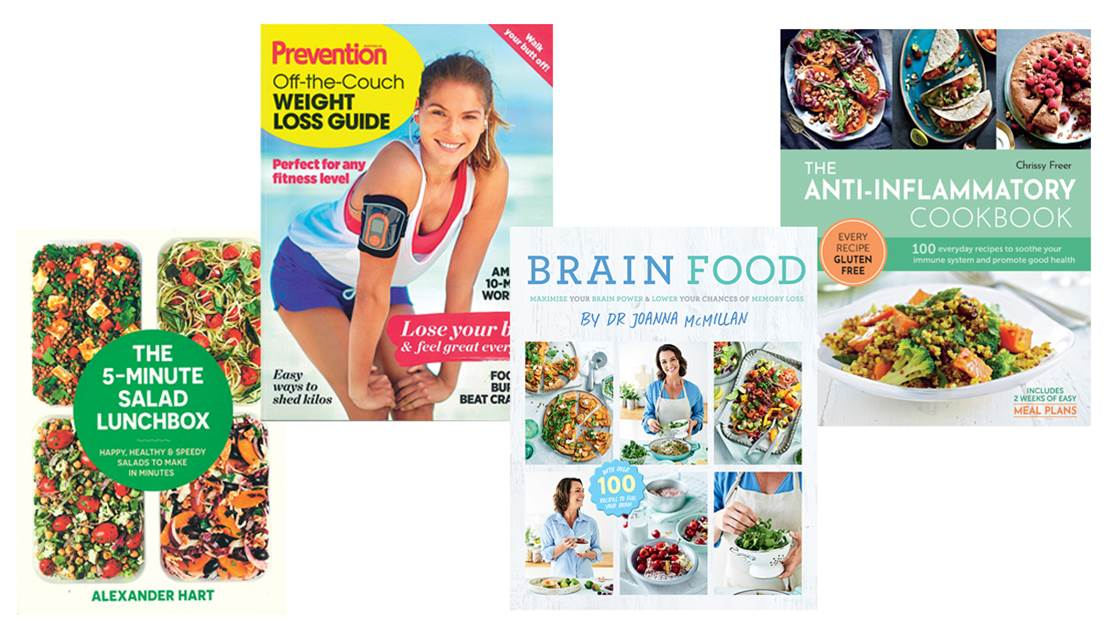 WIN a Healthy Kickstart Book Pack Worth Over $100