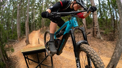 Win a mountain bike holiday in Wild Mersey, Tasmania!