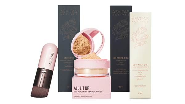 WIN an Aevitas Actives Beauty Pack Worth Over $550