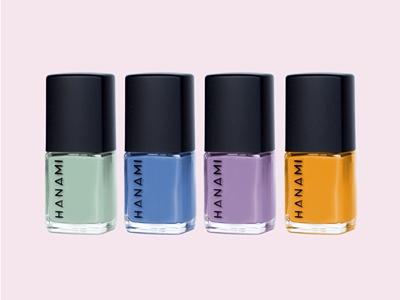hanami nail polish pack